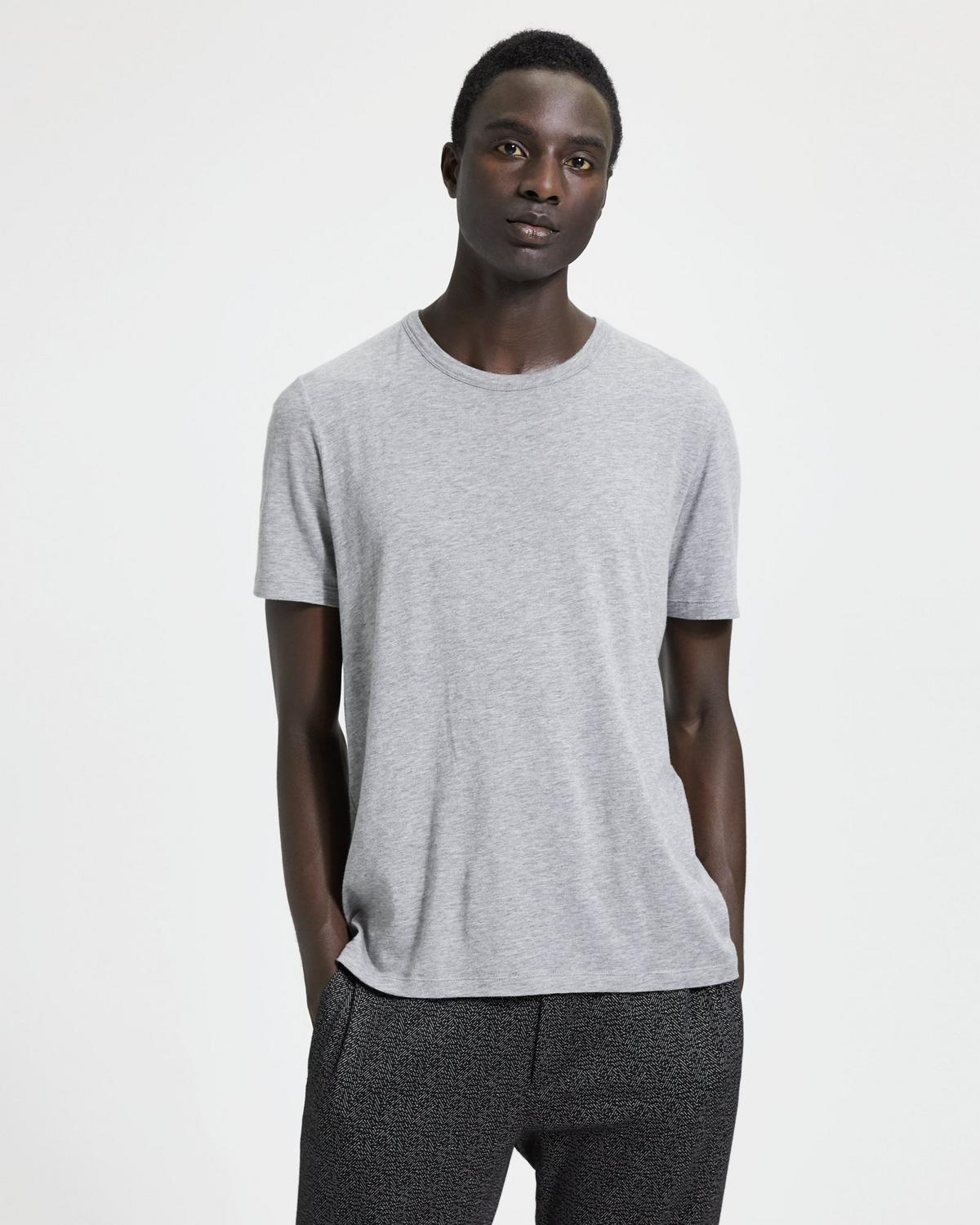 2887c31b600 Theory. Air Cashmere Essential Tee 0 - click to view larger image