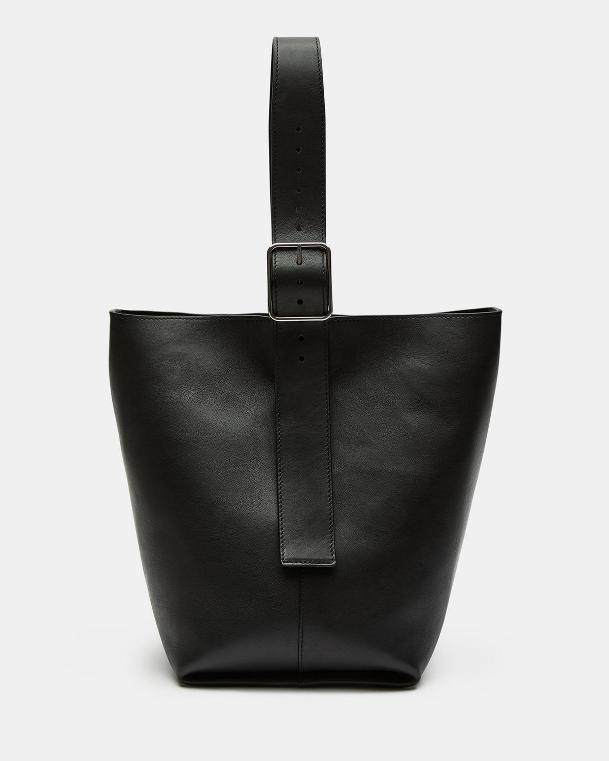 7d4a80b8f8e Hobo Bag in Soft Leather | Theory