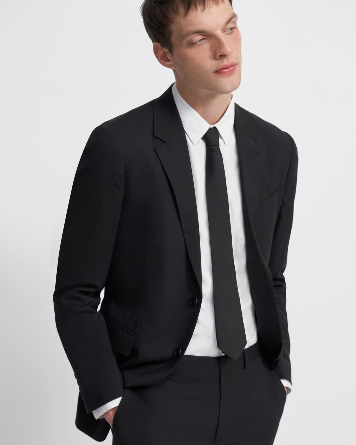 Chambers Blazer in Stretch Wool
