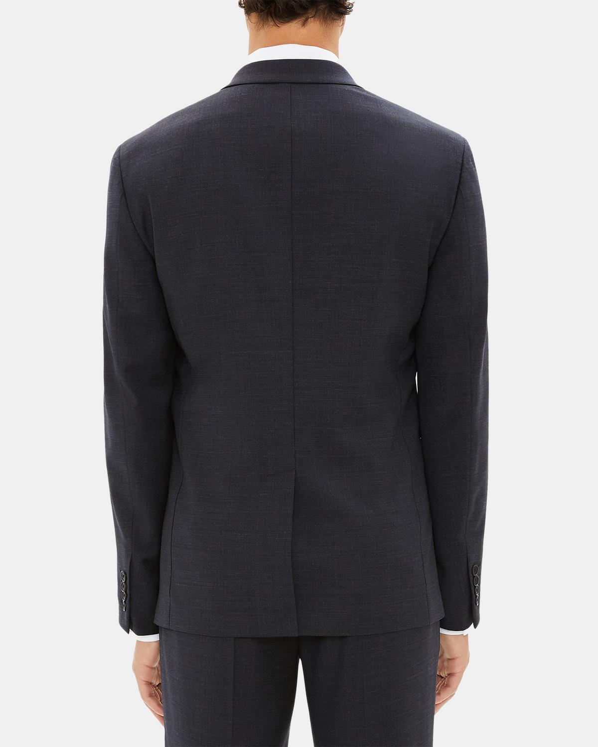 Stretch Wool Gansevoort Jacket