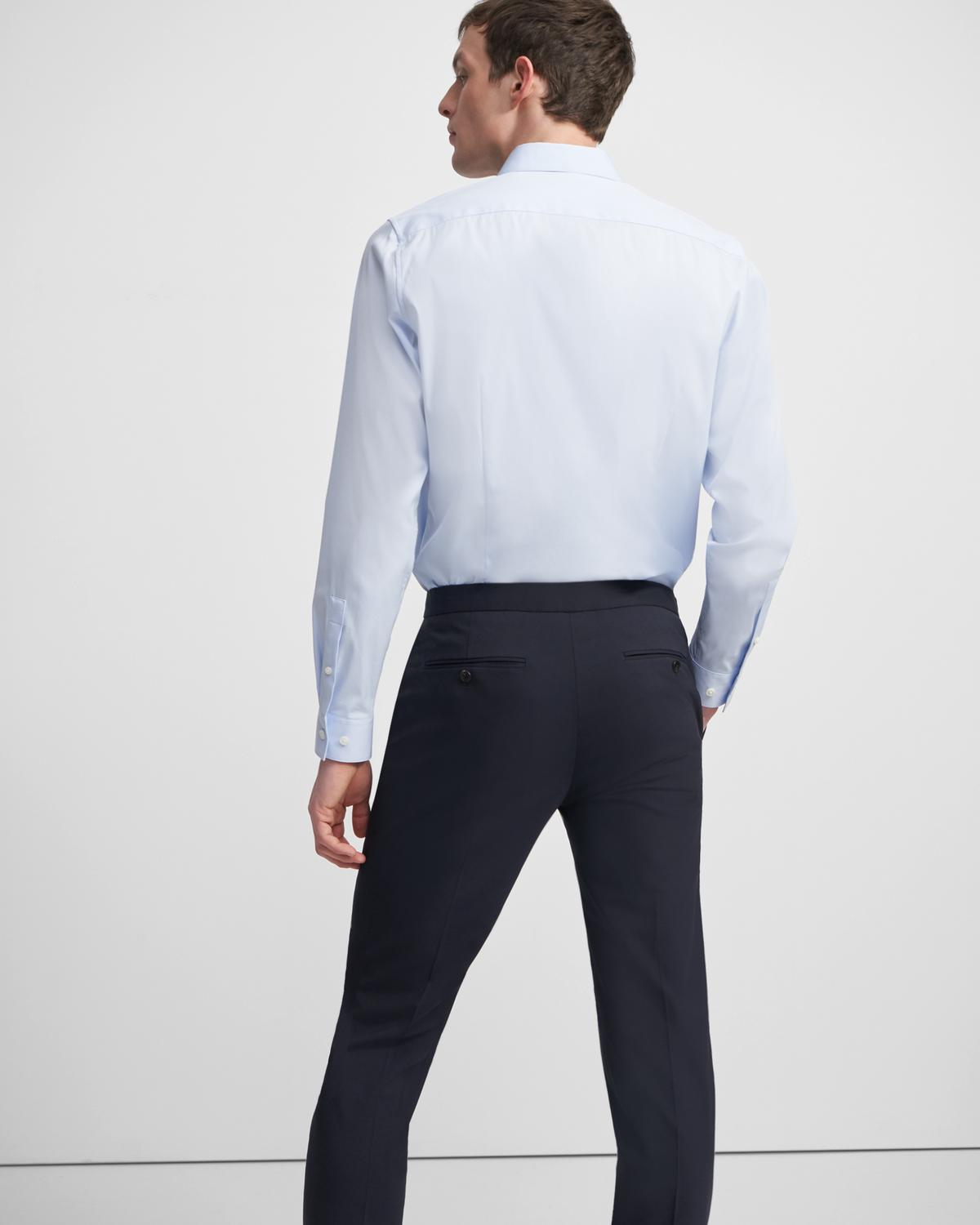 Mayer Pant in Stretch Wool