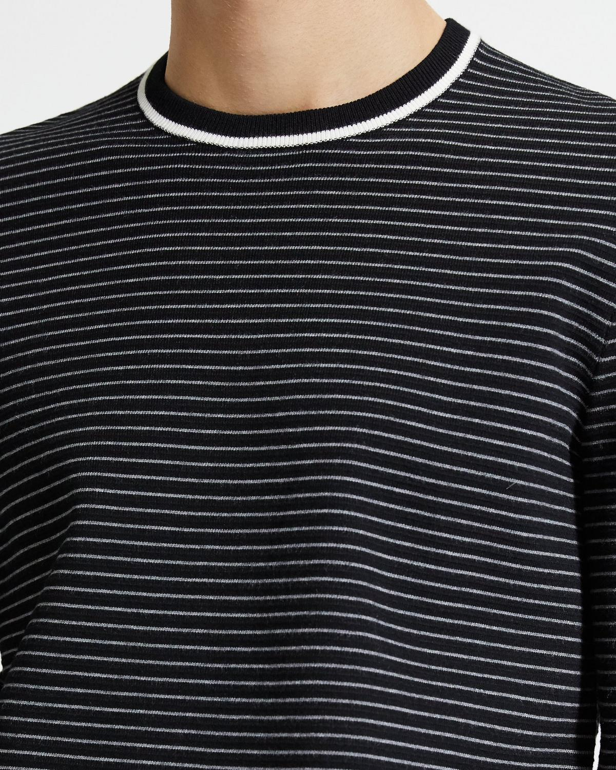 Mr Porter x Theory Long-Sleeve Crewneck Sweater