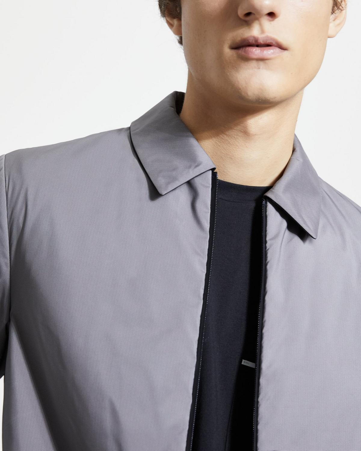 Mr Porter x Theory Reversible Shirt Jacket
