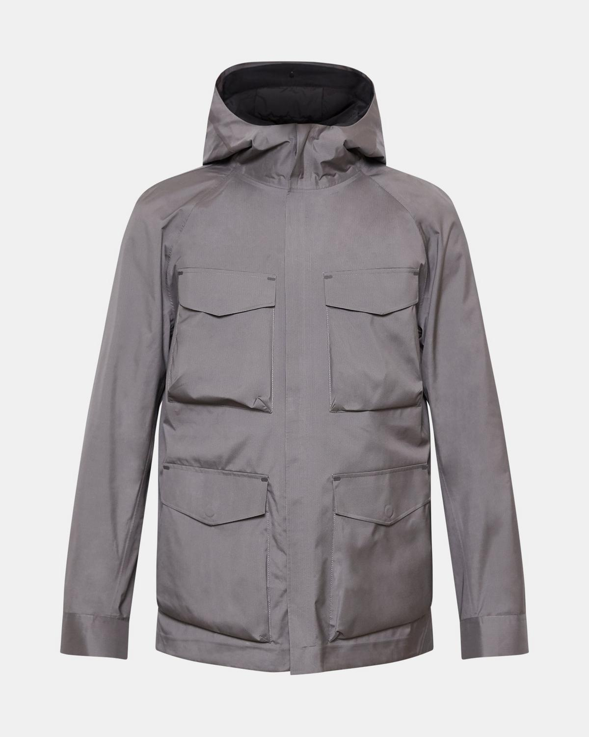 Mr Porter x Theory Finn Jacket with Detachable Liner Vest