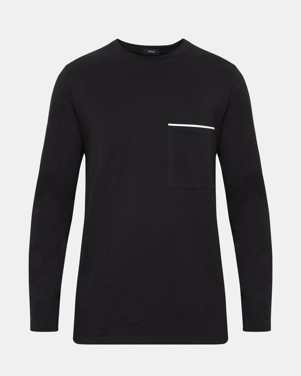 e8d1be23f23 Mr Porter x Theory Neo Pocket Tee 1 - click to view larger image ...