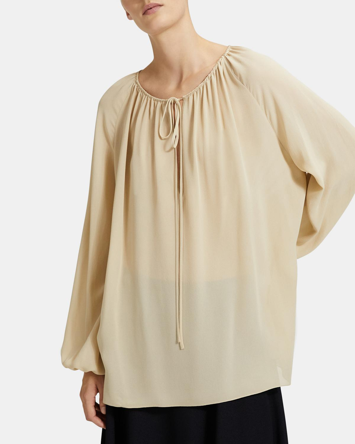 GATHERED LS TOP