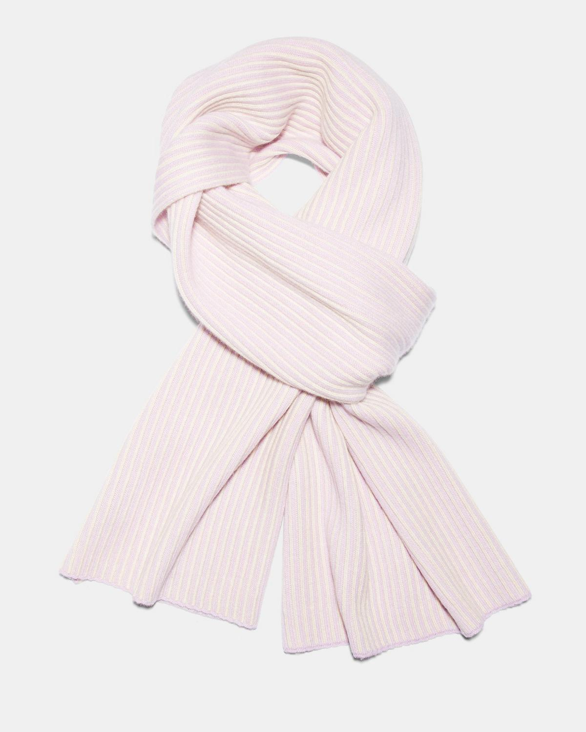 41c21579f1c914 Ribbed Cashmere Oversized Scarf | Theory