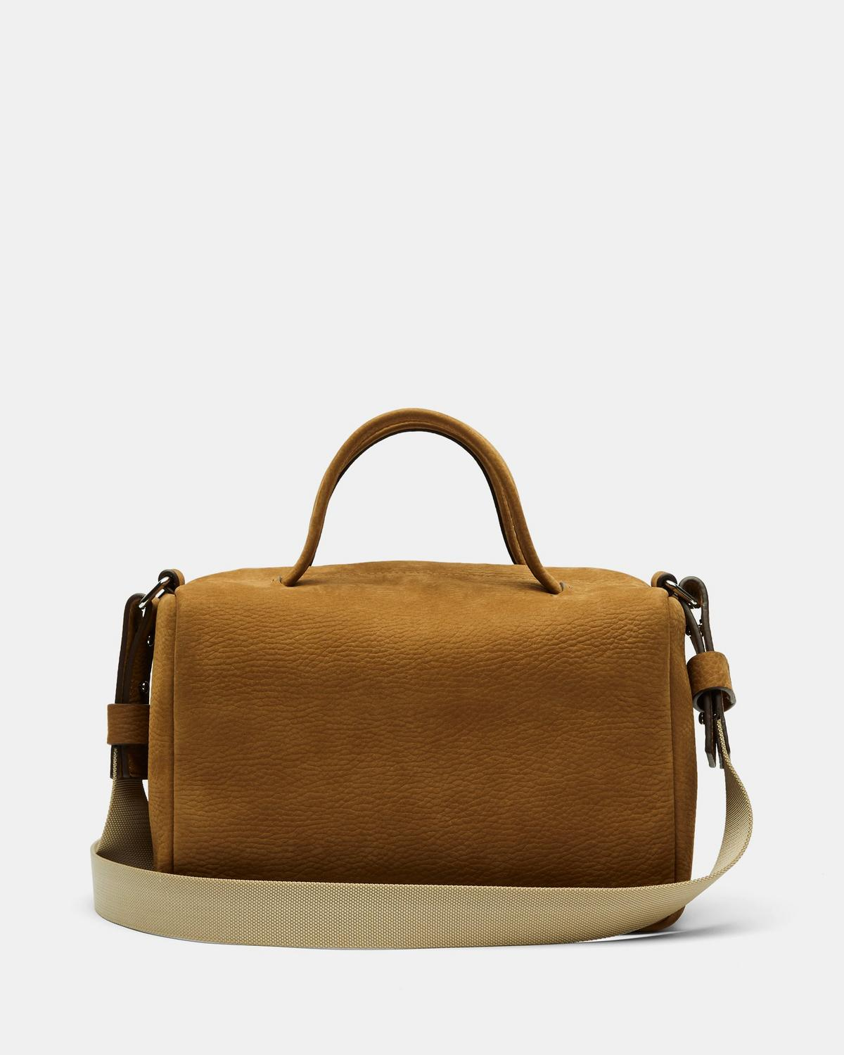 Small Duffle in Nubuck Leather
