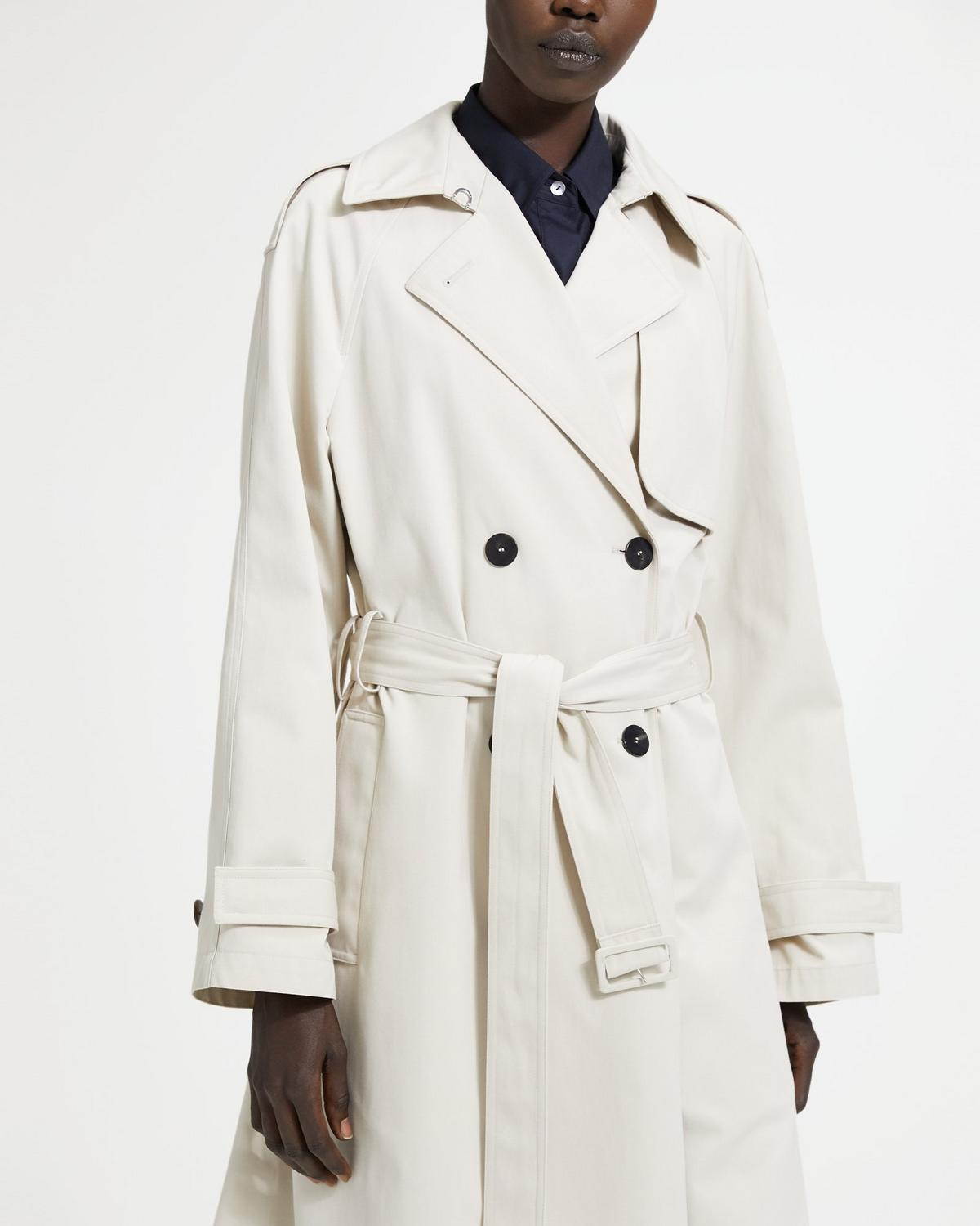 Staple Trench