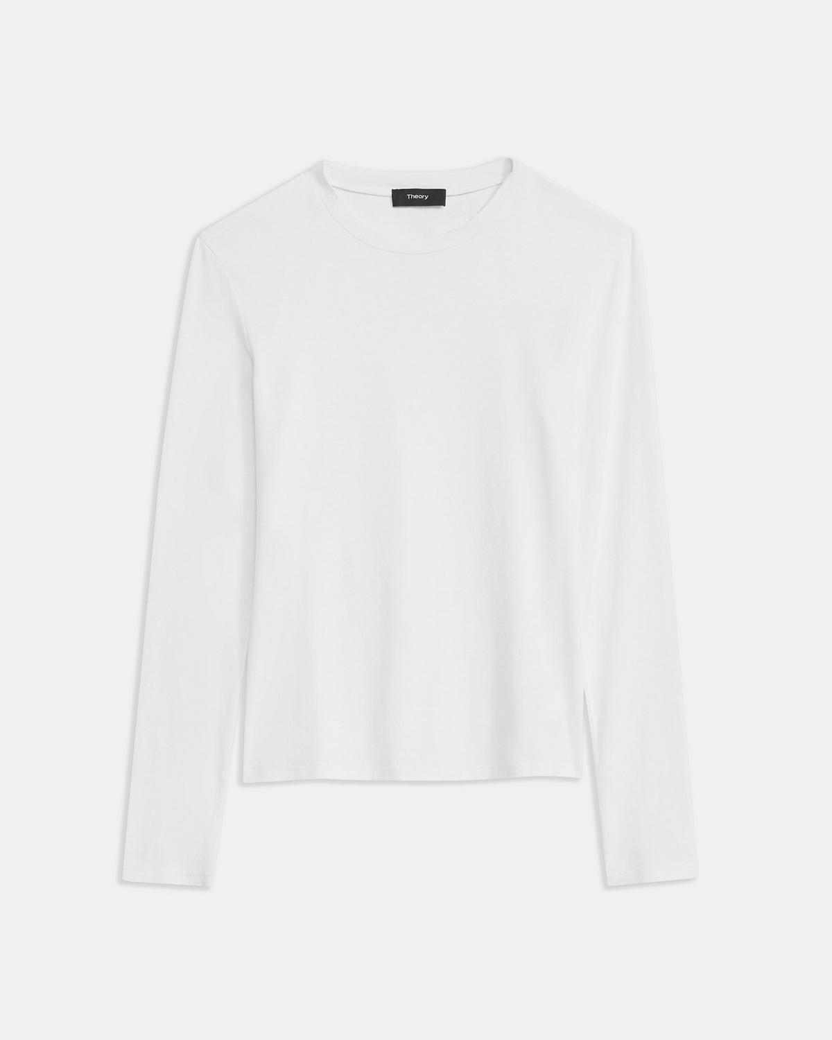 Long-Sleeve Tiny Tee