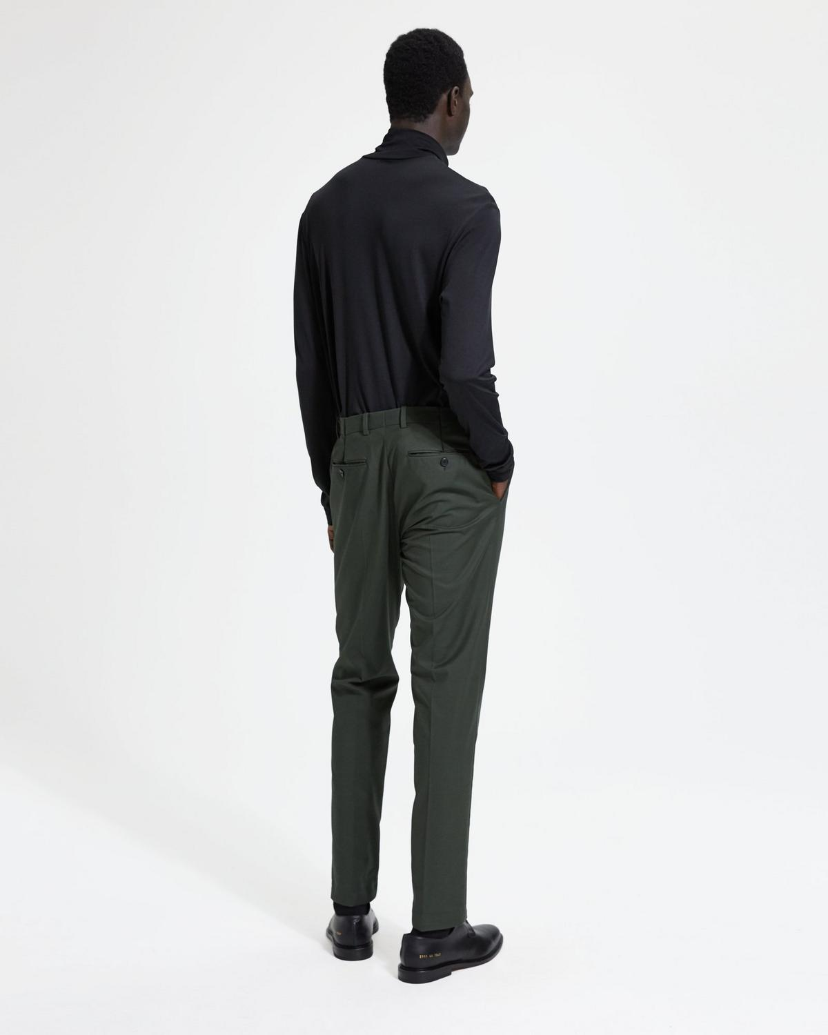 How to wool wear pants casually video