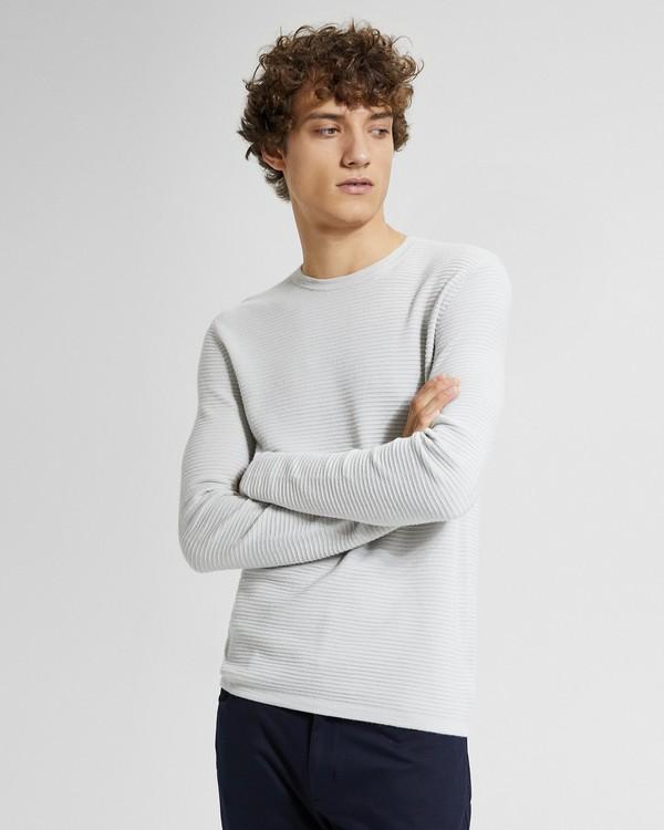 Ribbed Crewneck Sweater fd5d3f2ce