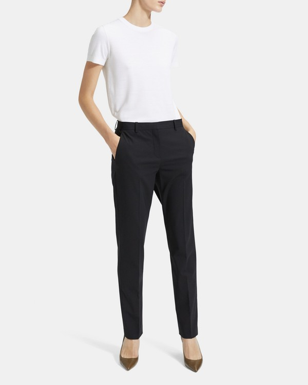 11bbf813eae Travel Wool Tailored Trouser