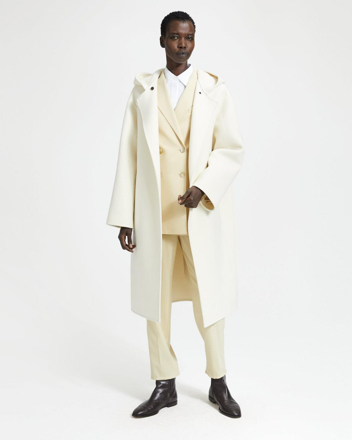 0567c28cb064 Theory. Clean Duffle Coat 0 - click to view larger image