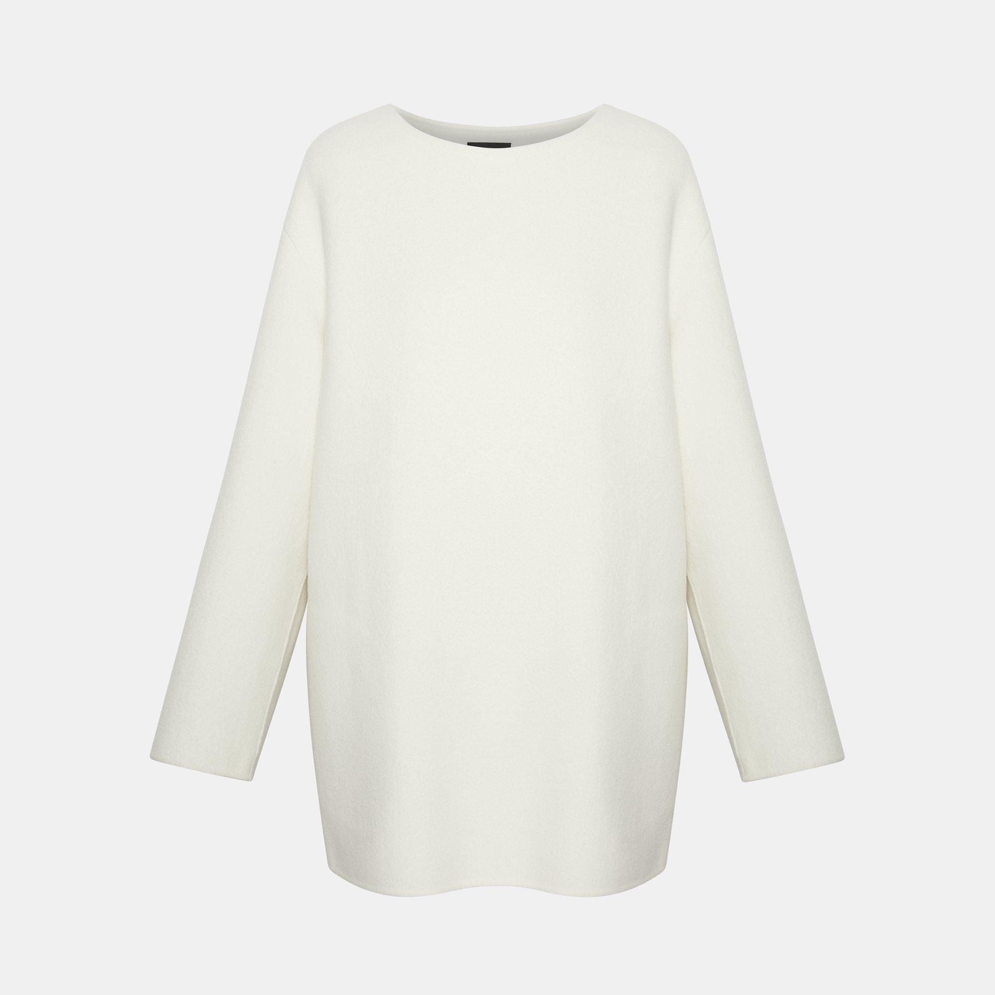 wool cashmere long sleeve tunic theory Long Sleeve Shirt Clip Art wool cashmere long sleeve tunic 1 click to view larger image