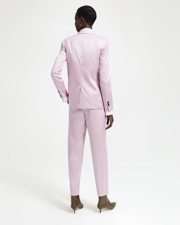 81408bda69 Cotton Chintz Classic Blazer | Theory