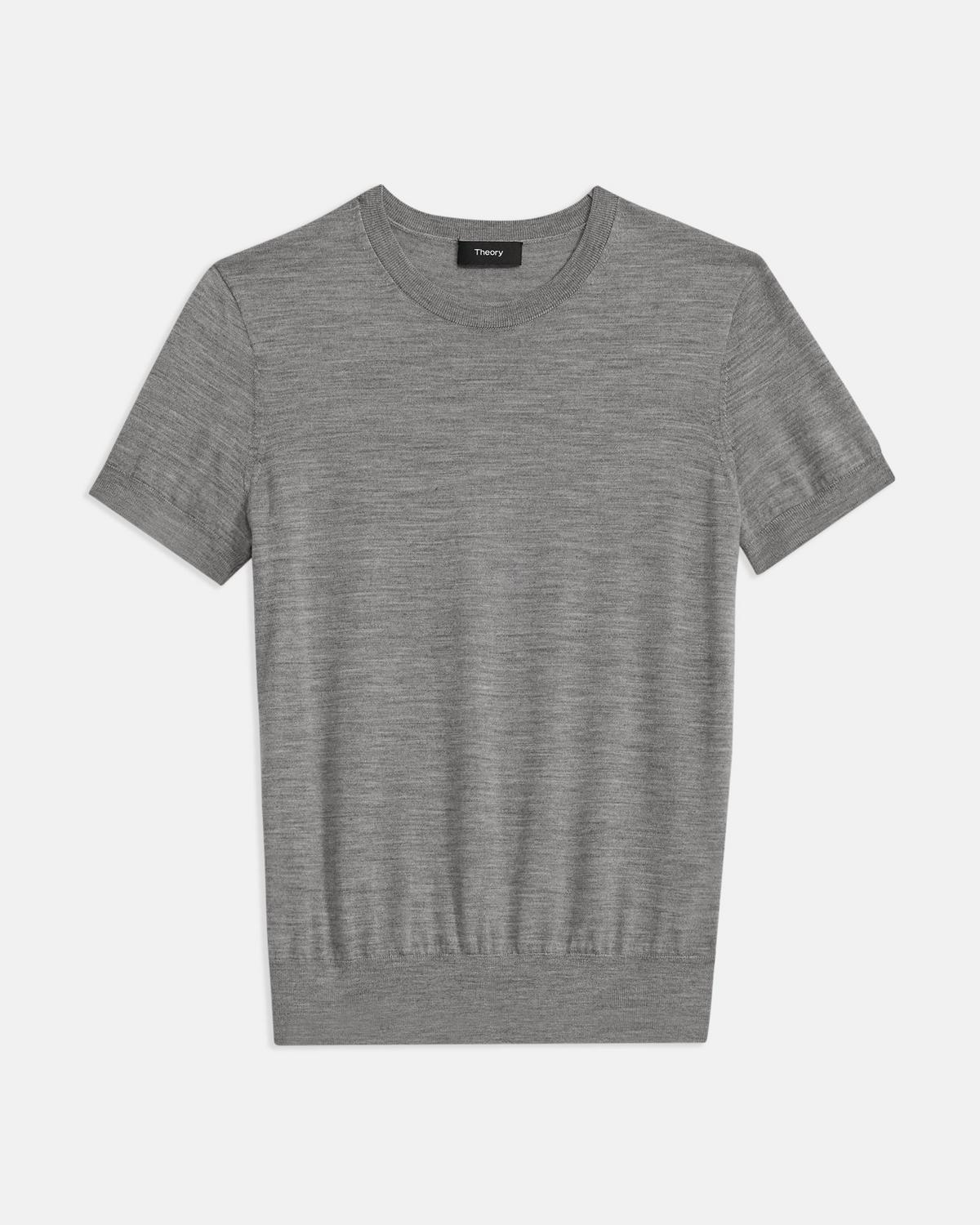 Regal Wool Basic Tee