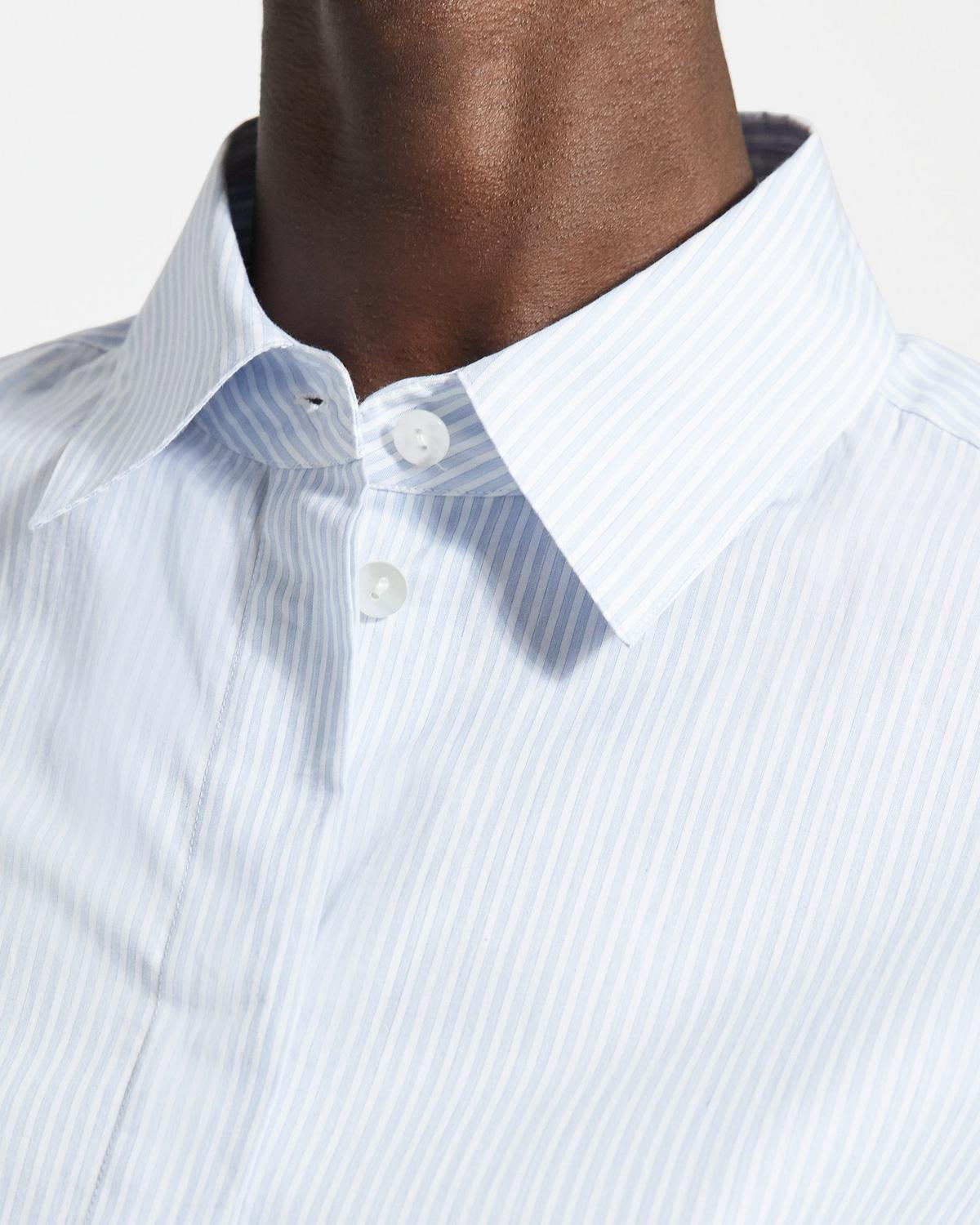 Striped Classic Menswear Shirt