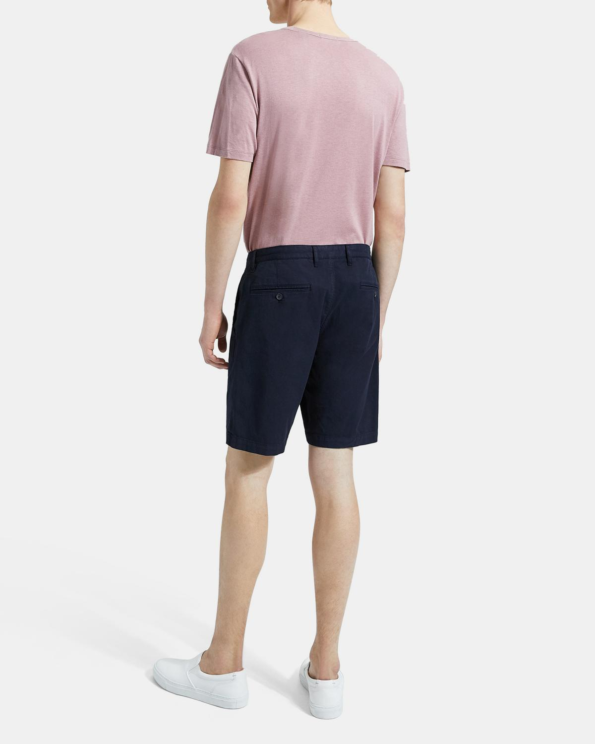Garment-Washed Zaine Short