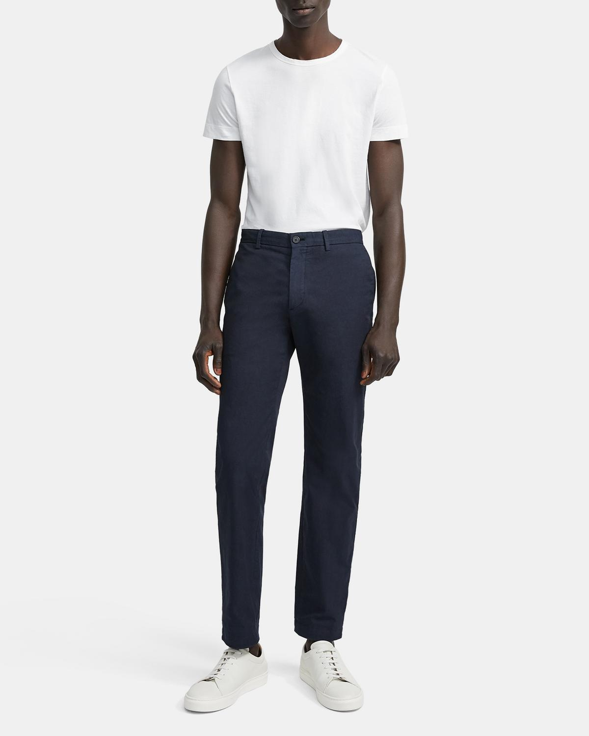 Classic-Fit Pant in Garment Dyed Cotton