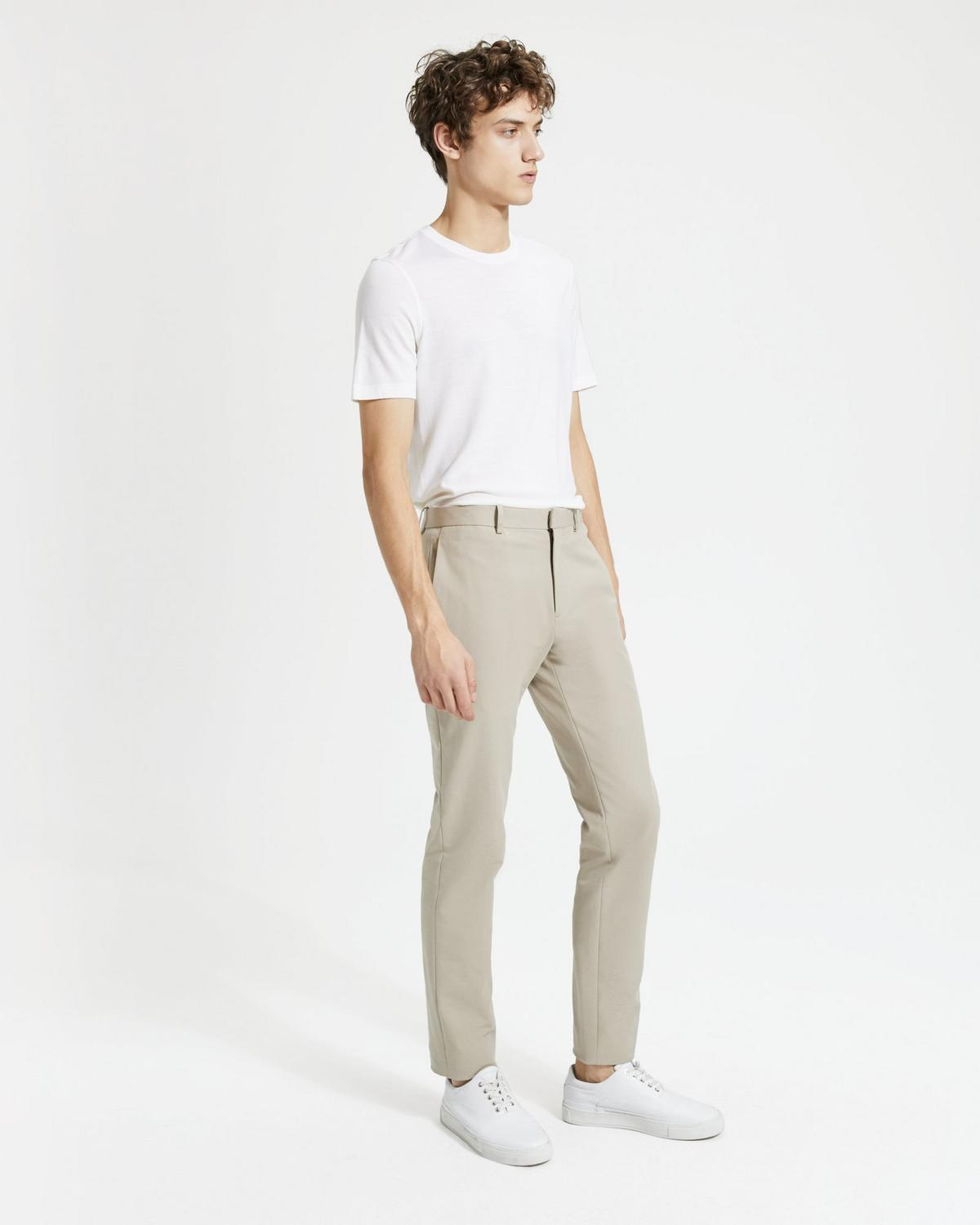 Double Stretch Cotton Zaine Pant