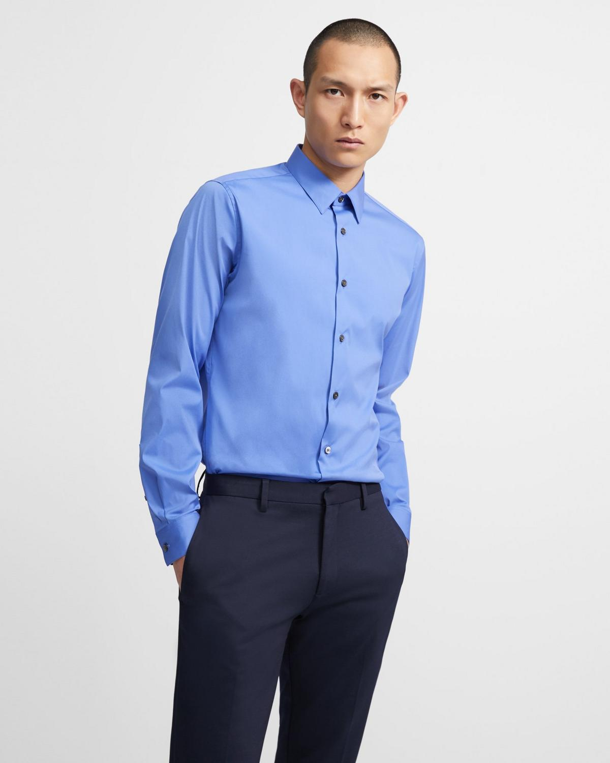 Sylvain Shirt in Good Cotton