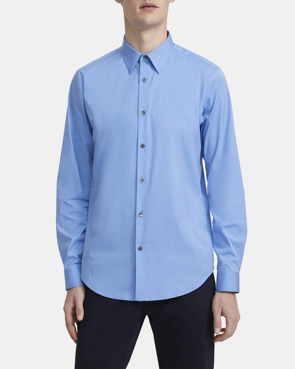 Tailored Shirt in Good Cotton