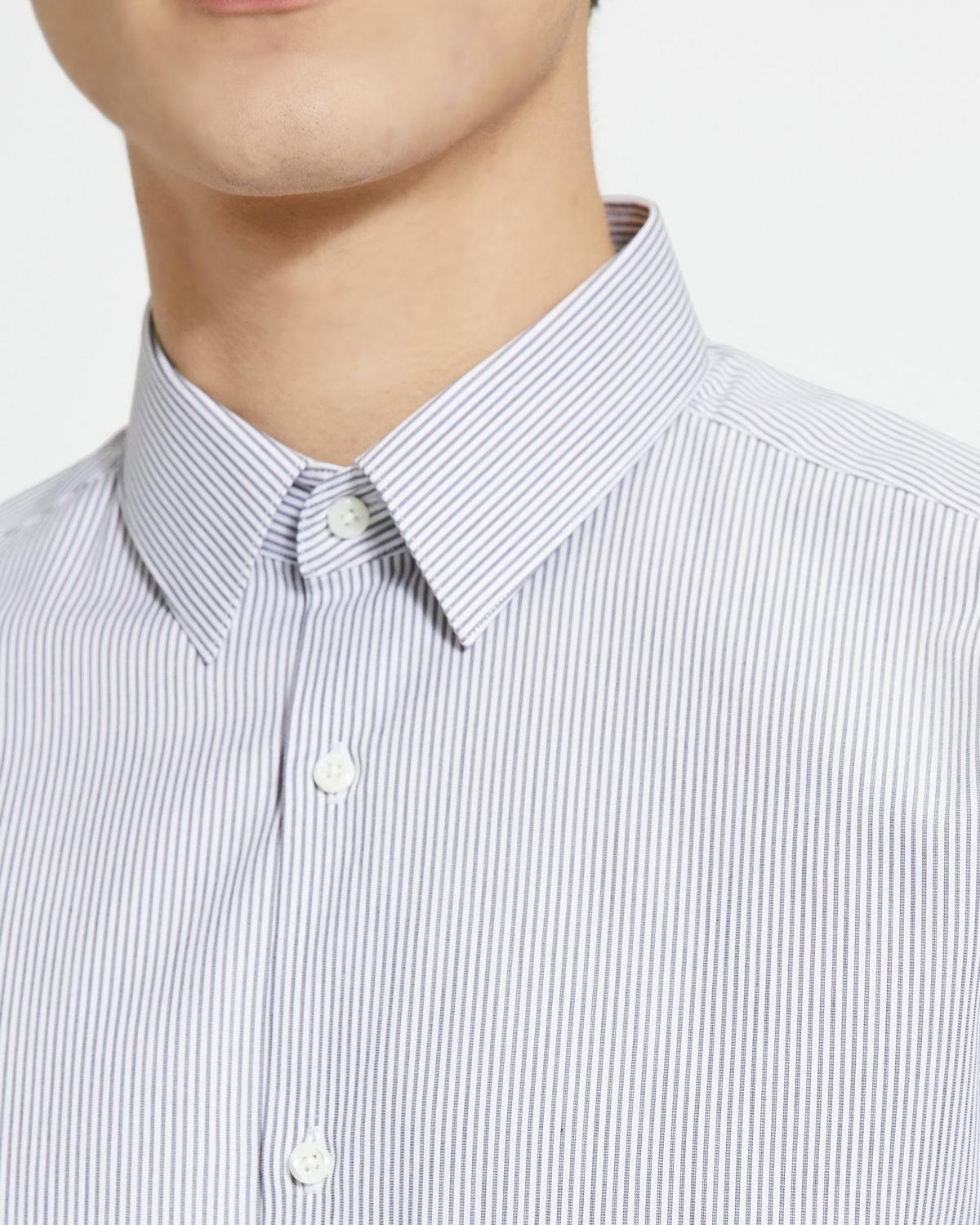 Tech Stripe Cedrick Shirt