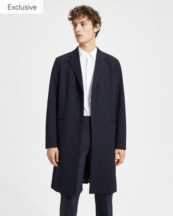 73234a4e6684 Bi-Color Ponte Coat. Your Price  895.00. Compact Ponte Bomber Jacket. Your  Price  495.00. Cotton-Nylon Parka with Detachable Hood