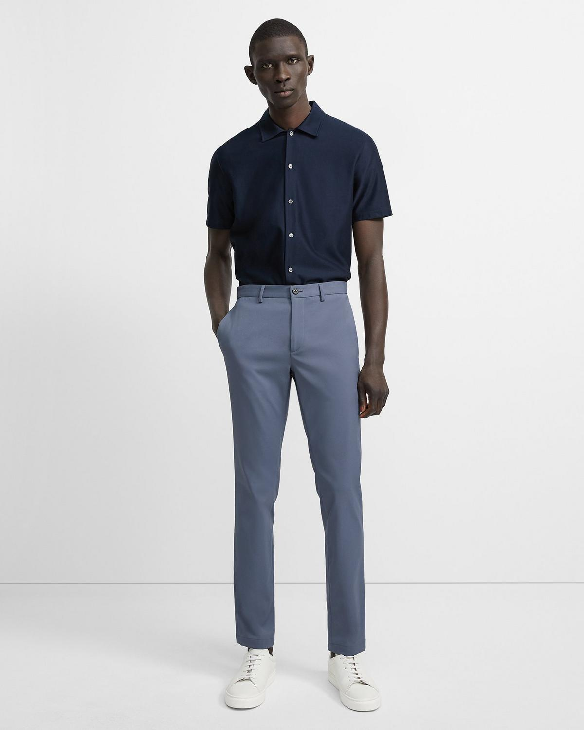 Neoteric Slim-Straight Pant