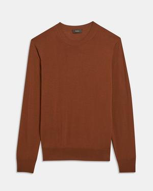 Regal Wool Crewneck Sweater