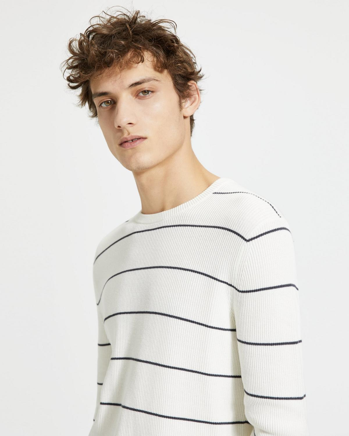 Striped Ronnel Sweater