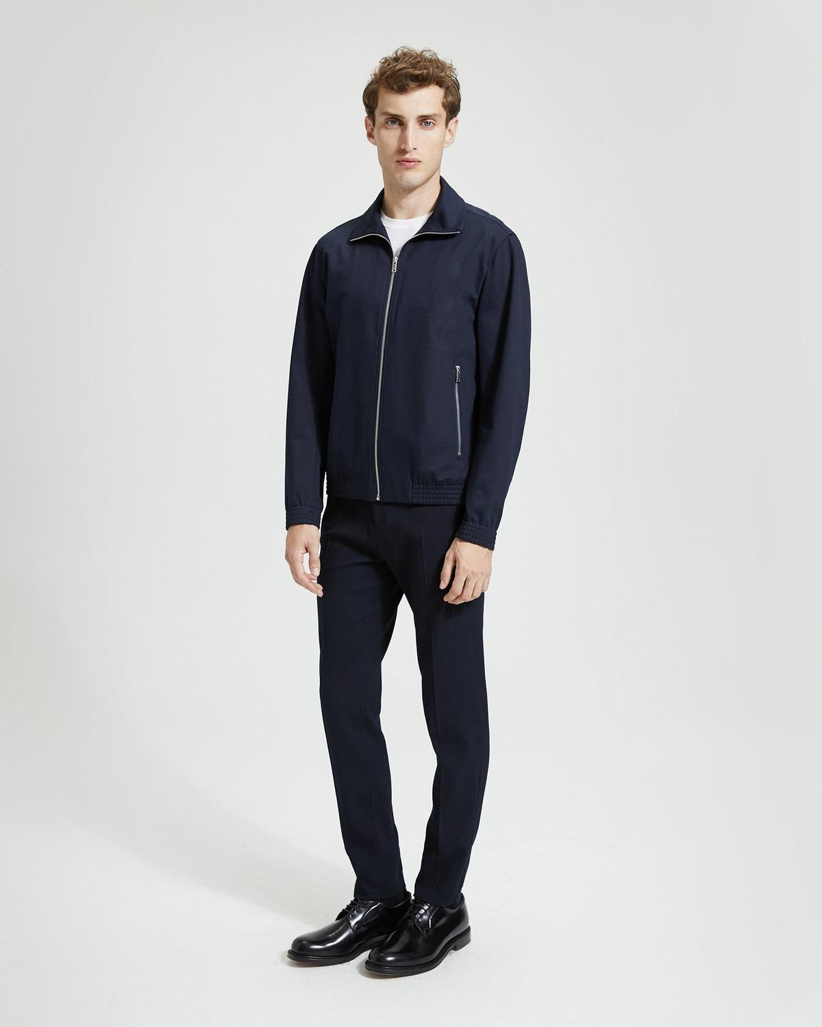 Compact Ponte Bomber Jacket