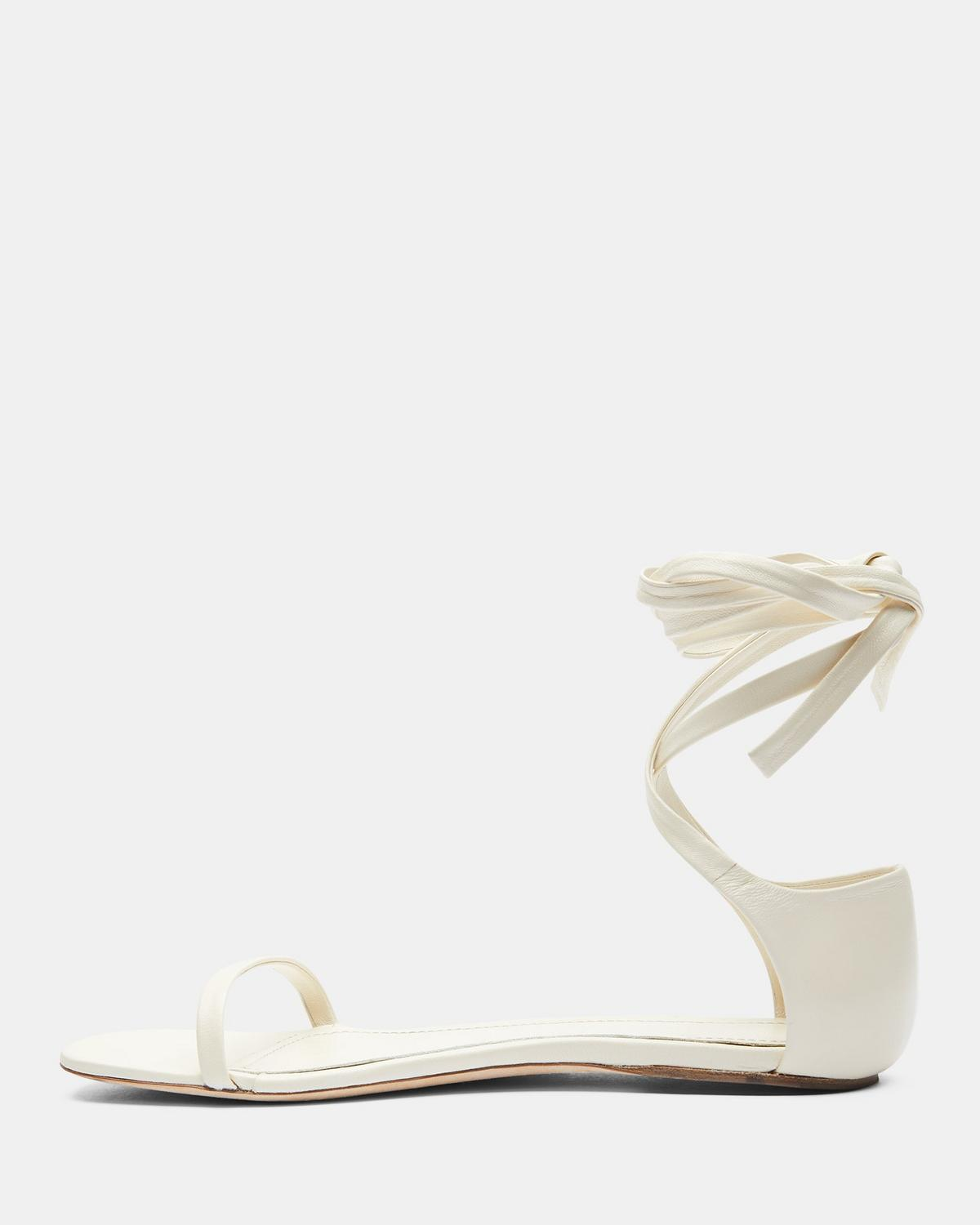 Leather Wrap Sandal