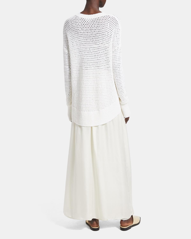 Cotton Nylon Karenia Sweater 1 - click to view larger image