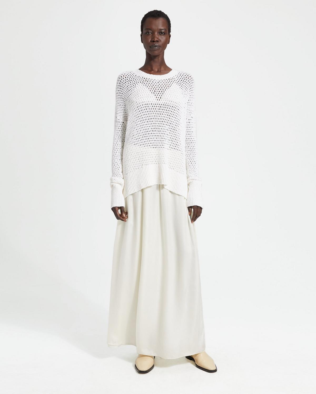 Cotton Nylon Karenia Sweater 0 - click to view larger image