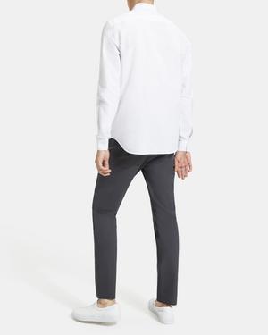 Standard-Fit Shirt in Essential Linen