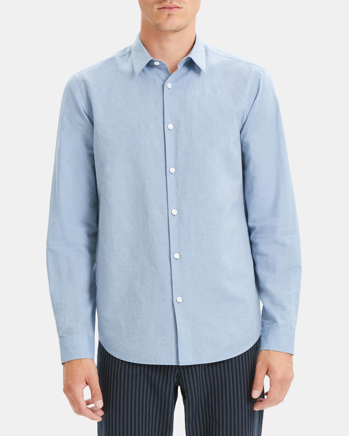 Essential Linen Irving Shirt