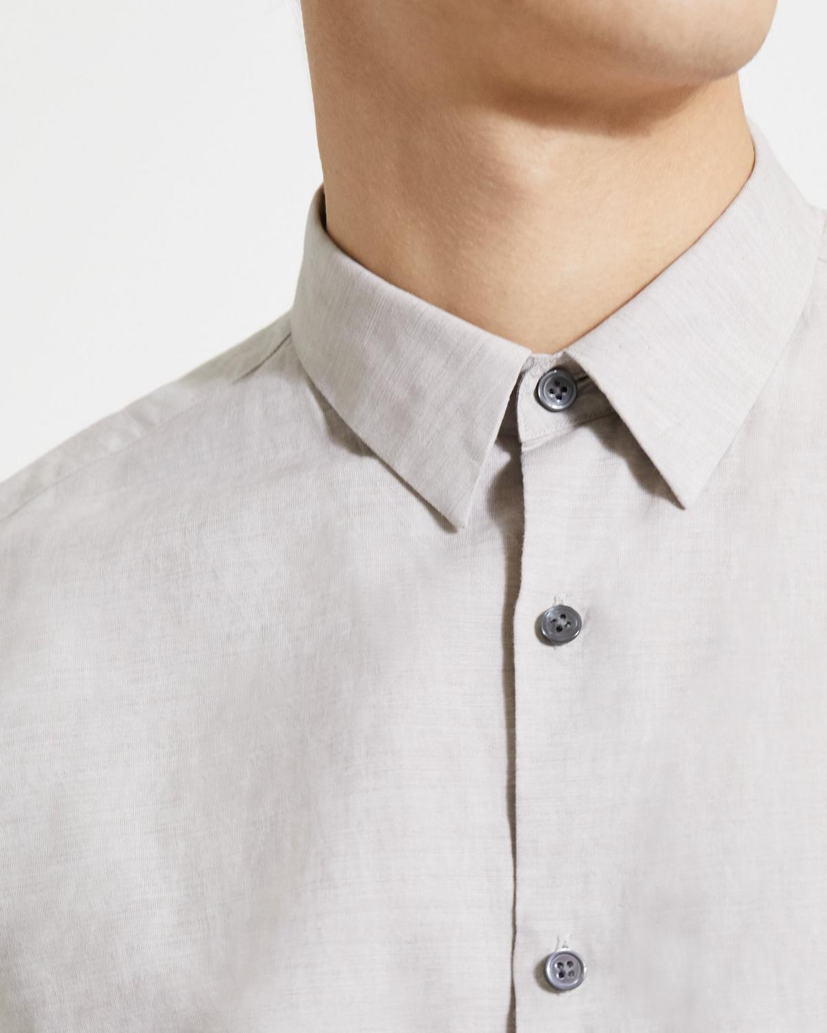 Irving Shirt in Essential Linen