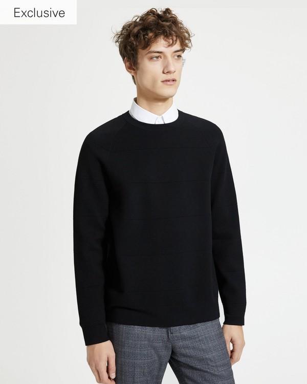 a6b0ab6dfde Engineered Crewneck Sweater