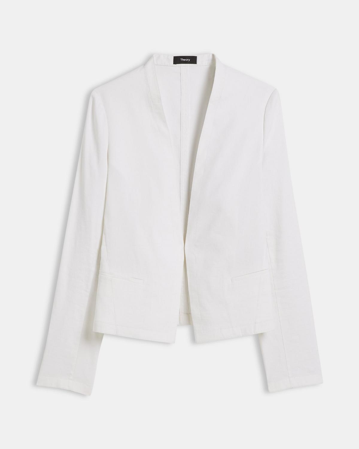 Good Linen Clean Blazer
