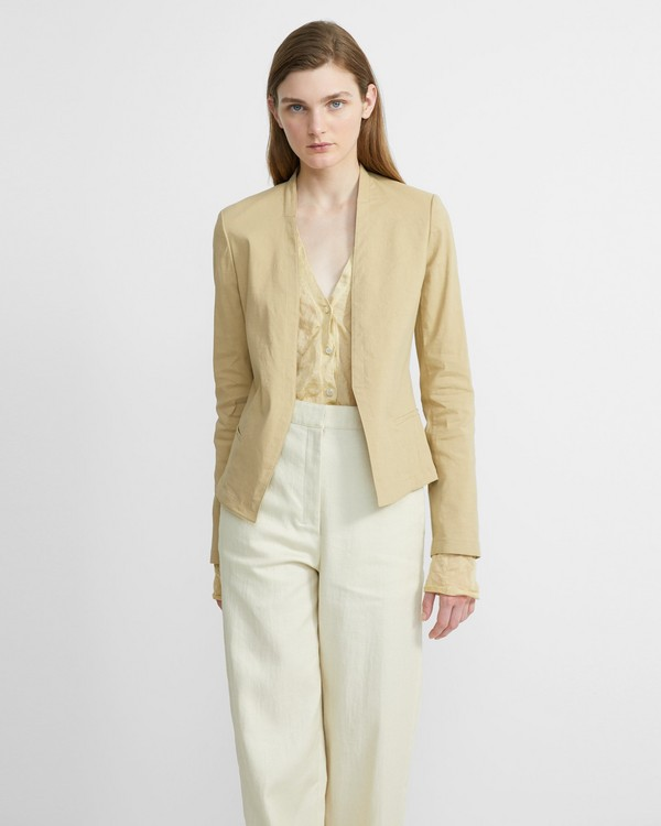 new arrival 3c383 92453 Your Price  375.00. More Colors Available. More Colors Available. BLACK.  WHITE. Good Linen Clean Blazer