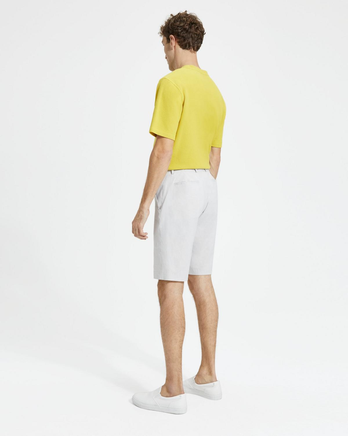 Good Linen Curtis Short