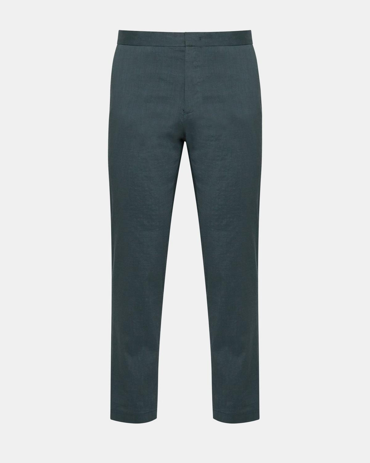 Good Linen Curtis Pant