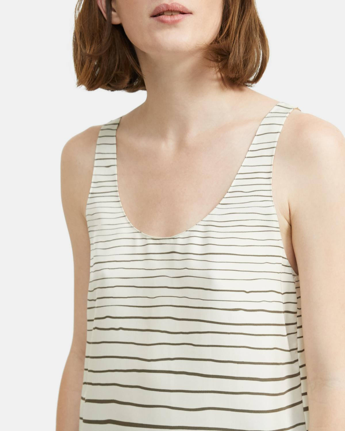SCOOP TANK TOP P