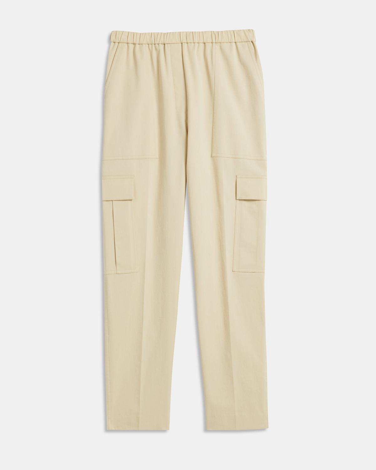 Stretch Chino Easy Cargo Pant
