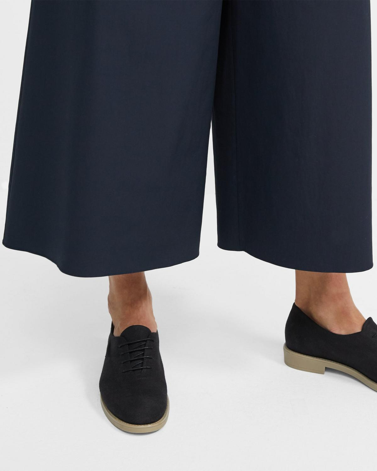 Fluid Pull-On Pant in Stretch Cotton