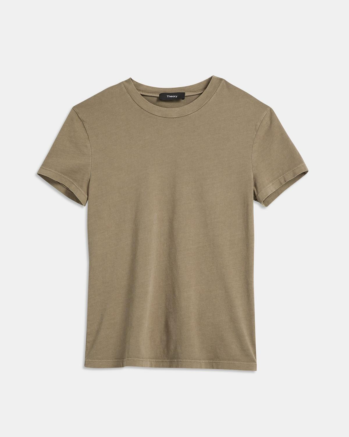 Tiny Tee in Cotton Jersey