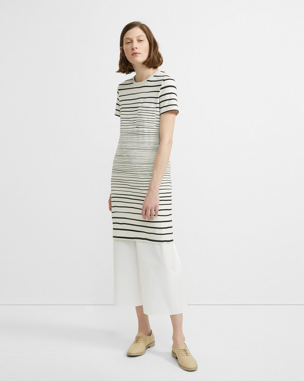 a1643b8318d Cotton-Modal Continuous Dress