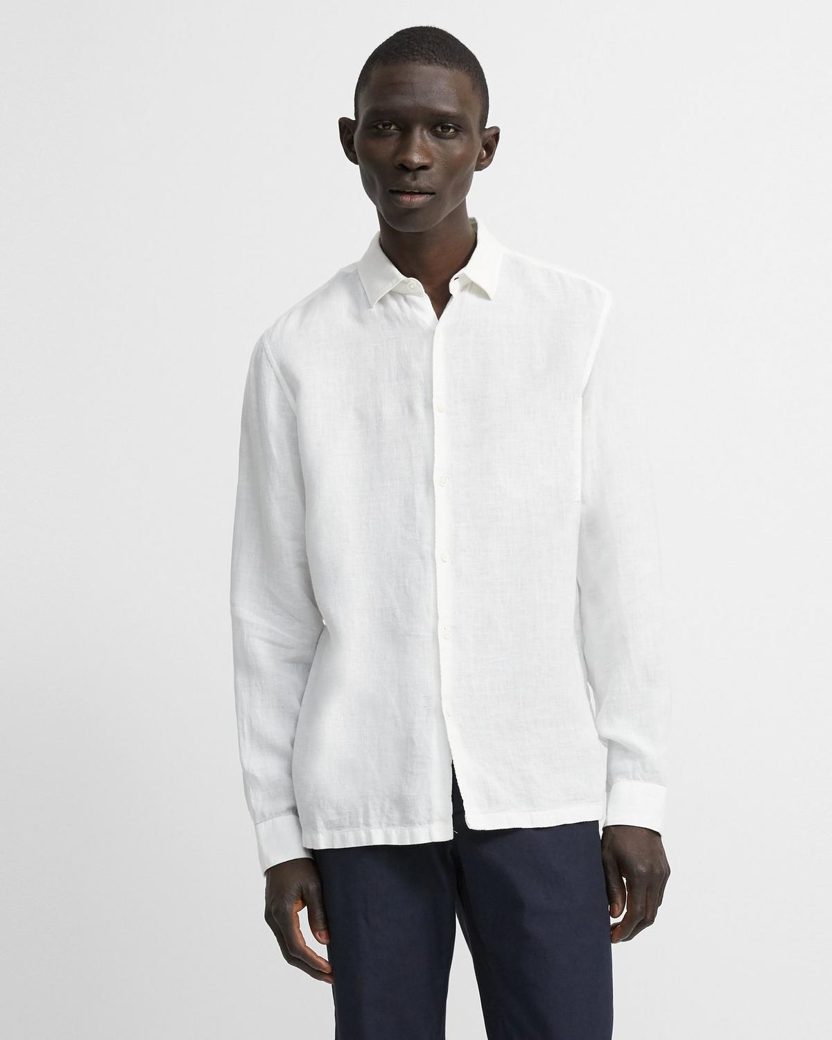 Summer Linen Irving Shirt